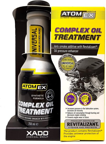 ATOMEX Compéex Oil Treatment