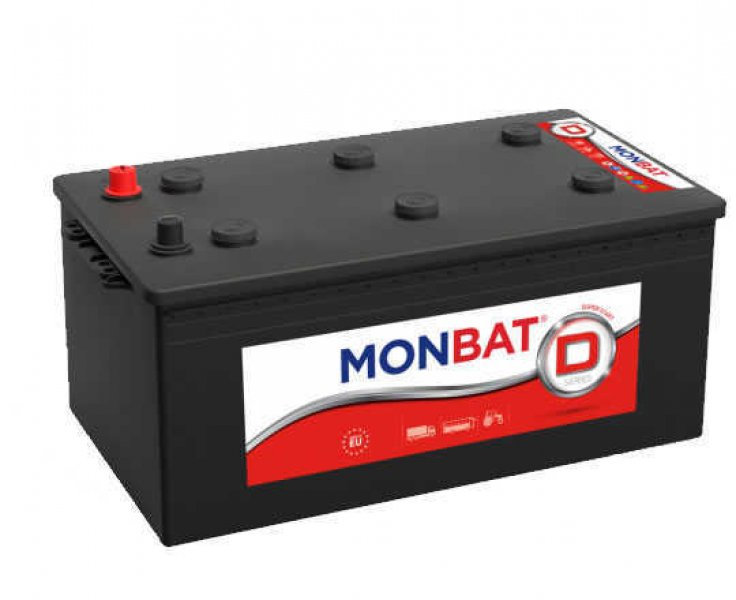 Monbat Dynamic HD 12V 210 AH